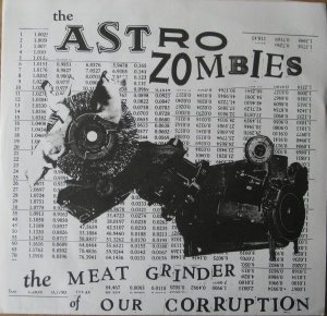 astro zombies front