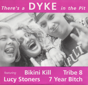 There's a Dyke in the Pit