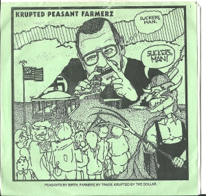 Krupted Peasant Farmerz\Curbs Split