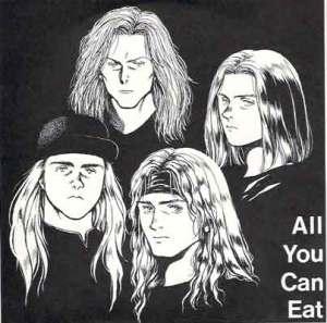 AYCE - with Salad Bar
