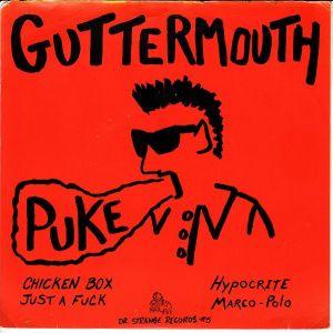 Guttermouth - Puke BACK