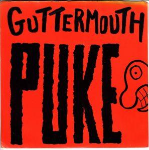 Guttermouth - Puke FRONT