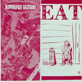 Blownapart Bastards\All You Can Eat Split