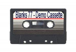 Blanks 77 - Cassette Demo