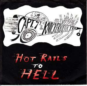 Captain 9s - Hot Rails To Hell FRONT