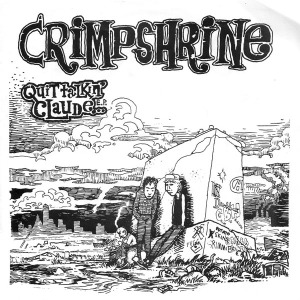Crimpshrine - Quit Talkin