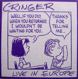 Cringer live 1