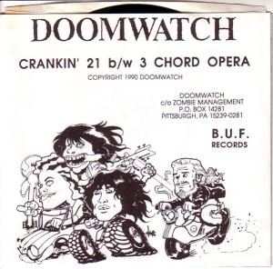 Doomwatch – Crankin' 21 2