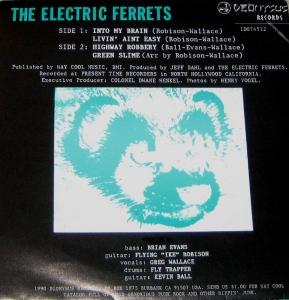 Electric Ferrets - ST 2