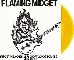 Flaming Midget ‎– Midget Melodies