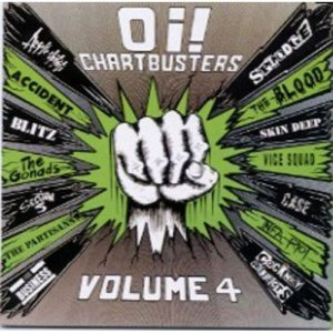 Oi! Chartbusters Vol. 4