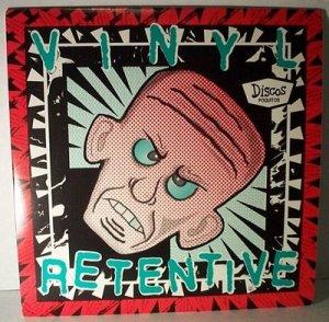Vinyl Retentive