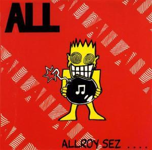 Allroy Sez….
