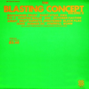 The Blasting Concept Volume II