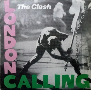 Clash-London Calling