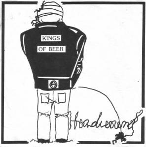 Headwound - Kings of Beer