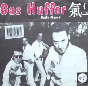 Mudhoney\Gas Huffer Split